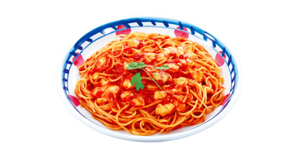 イタリアントマトとモッツァレラリーズ