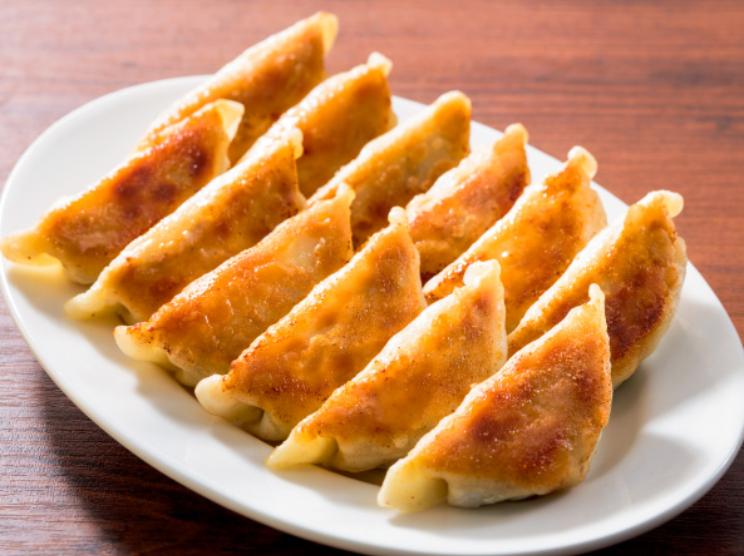 W焼き餃子