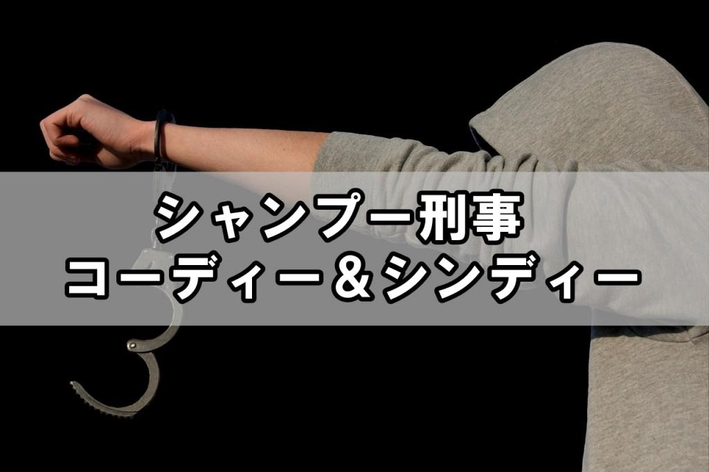 シャンプー刑事