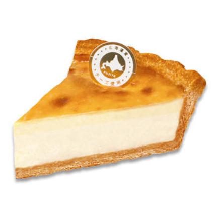 北海道なめらかチーズケーキ