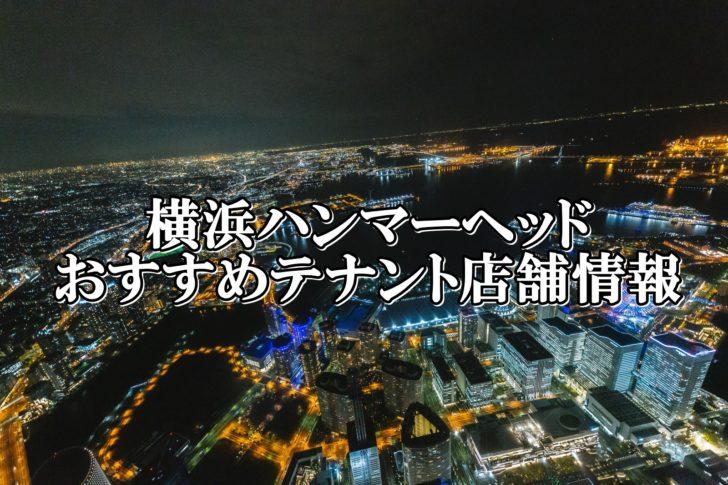 横浜ハンマーヘッドテナント店舗
