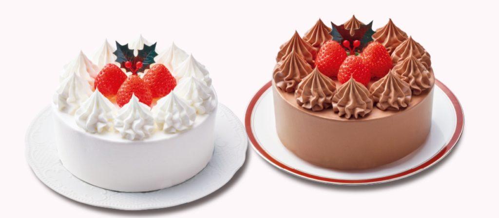 ローソンクリスマスケーキ2019